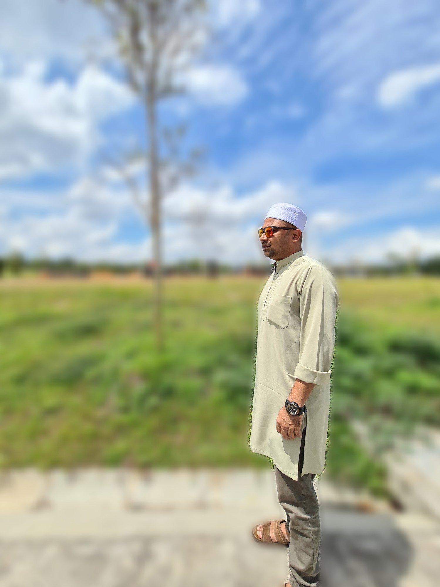 Muslim Casket Singapore Mohamed Ali
